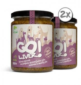 SET 2 x GOLIVER 520 g